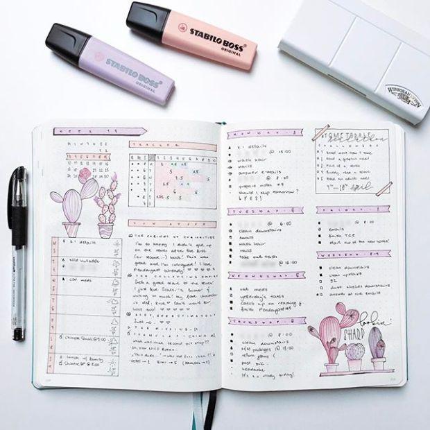bullet-journal-conseils-liste-organisation-agenda-blog-exemples-esprit-freelance