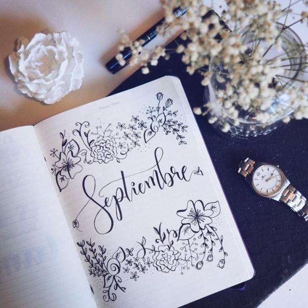 bullet-journal-page-mois-esprit-freelance
