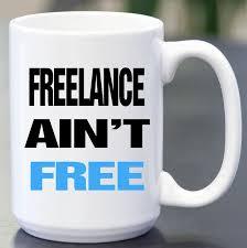 Mug freelance comme idée cadeau