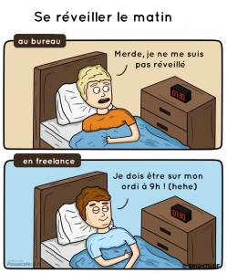 freelance-vs-bureau-reveil-traducteur-independant-esprit-freelance