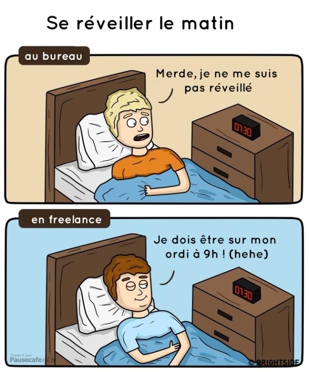 freelance-vs-bureau-reveil-traducteur-independant-esprit-freelance