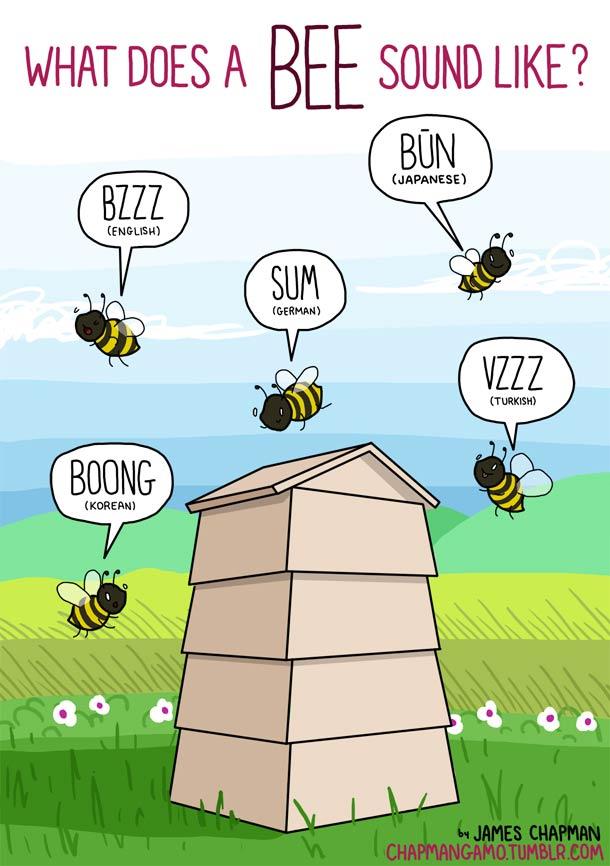 abeille-bruit-plusieurs-langues-esprit-freelance